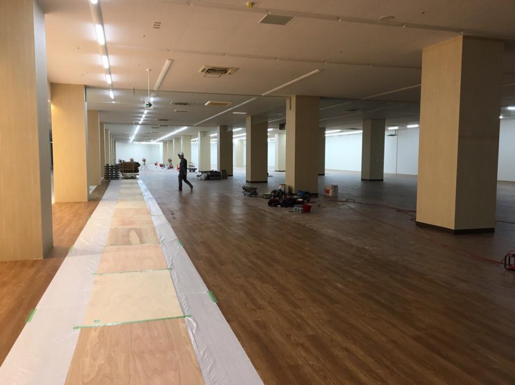 横浜市中区 某ホームセンター新築工事