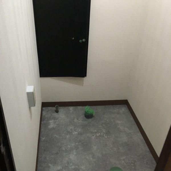 和式トイレから洋式トイレへリフォーム
